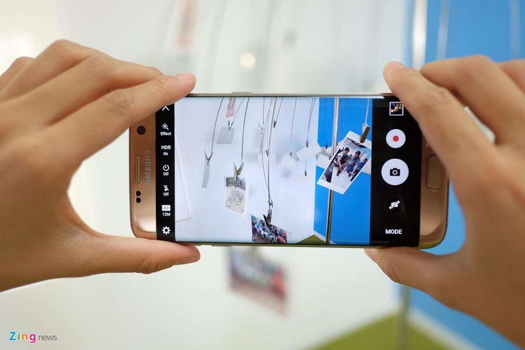 Danh gia Galaxy S7 va S7 edge: Kiet tac gan hoan hao hinh anh 4