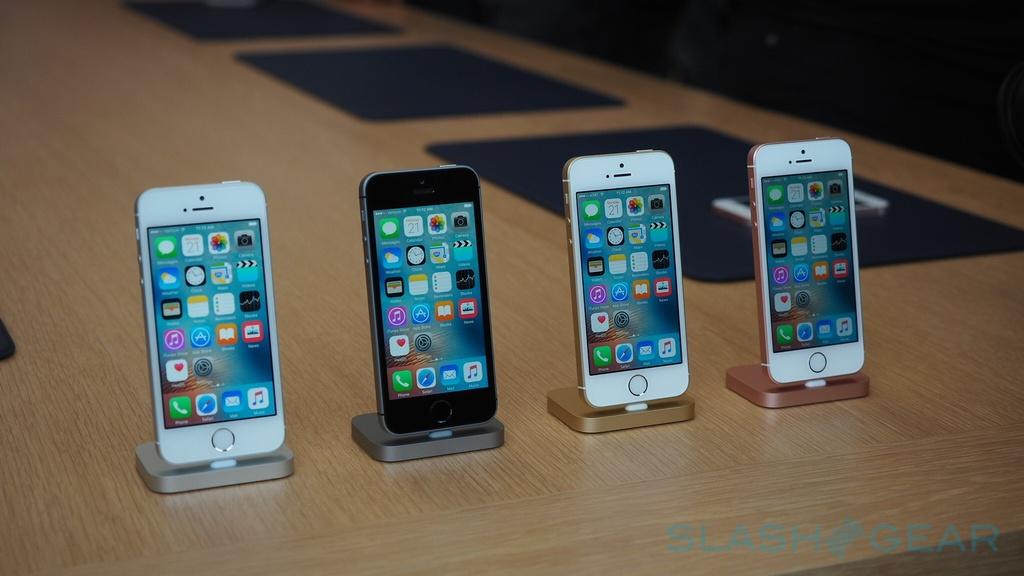 iPhone SE ra mat, gia tu 399 USD hinh anh 1