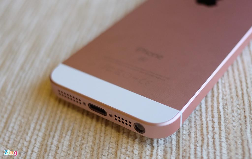 Dap hop iPhone SE dau tien ve Viet Nam hinh anh 11