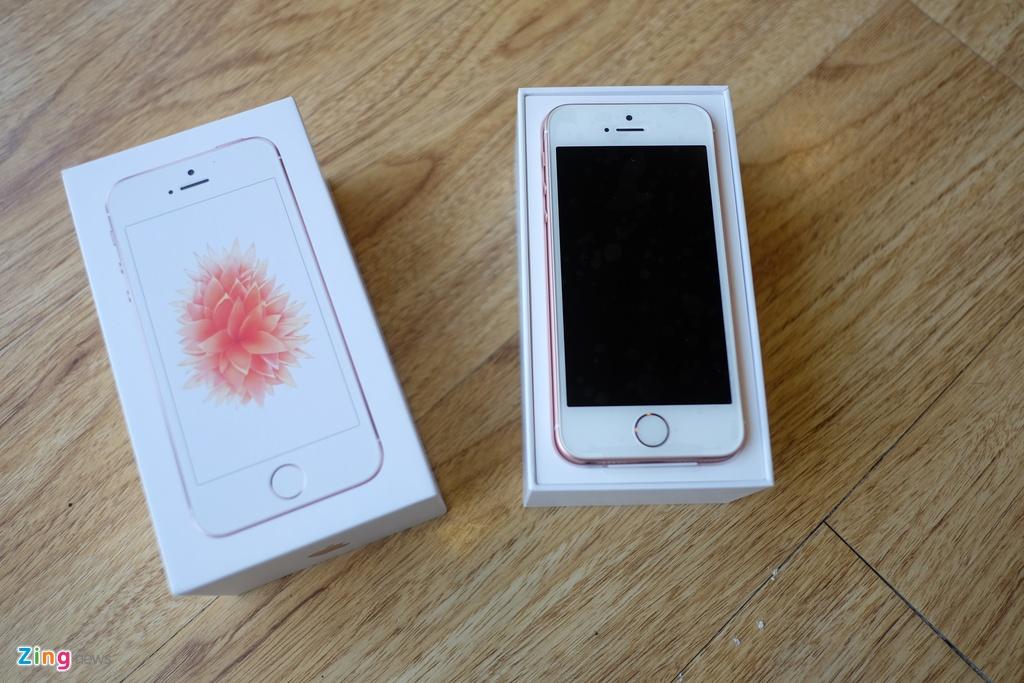 Dap hop iPhone SE dau tien ve Viet Nam hinh anh 4