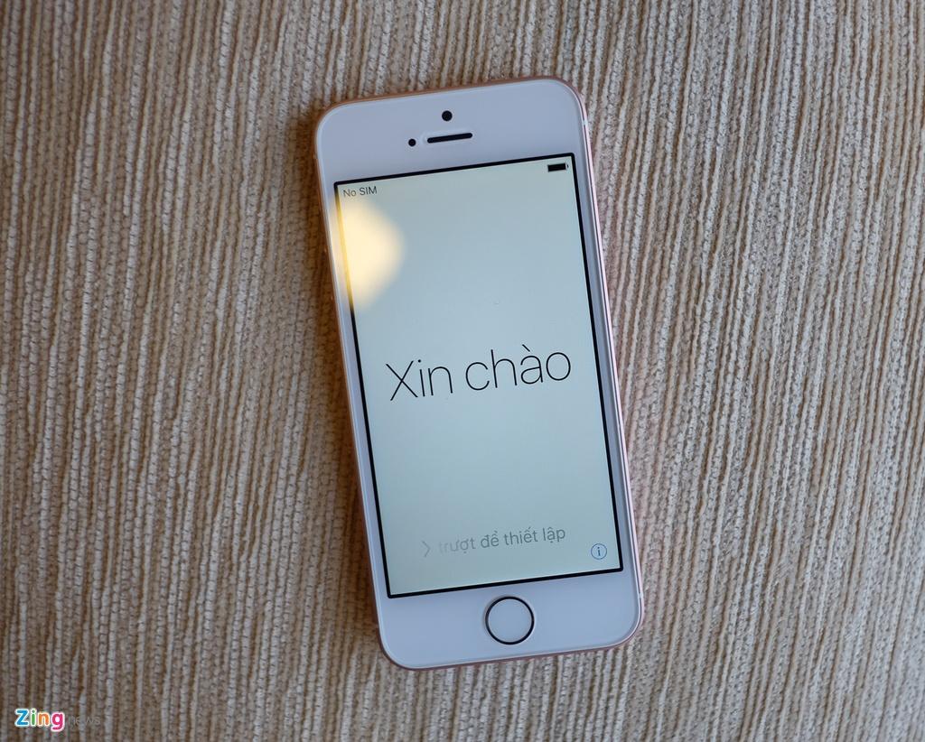 Dap hop iPhone SE dau tien ve Viet Nam hinh anh 8