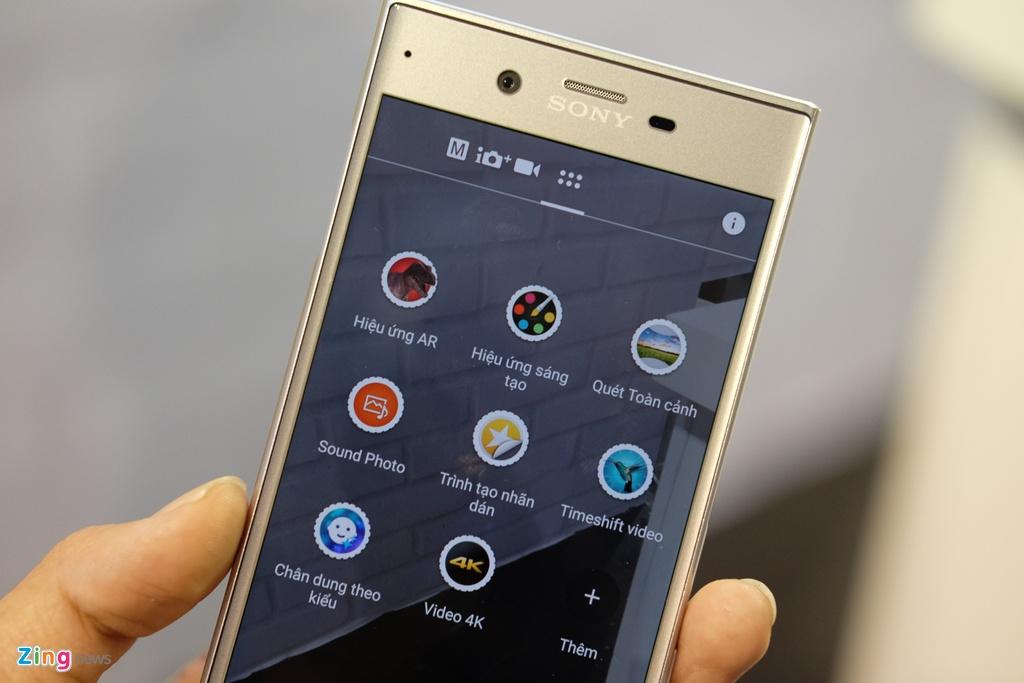 Anh Sony Xperia XZ gia 14,9 trieu dong tai Viet Nam hinh anh 11