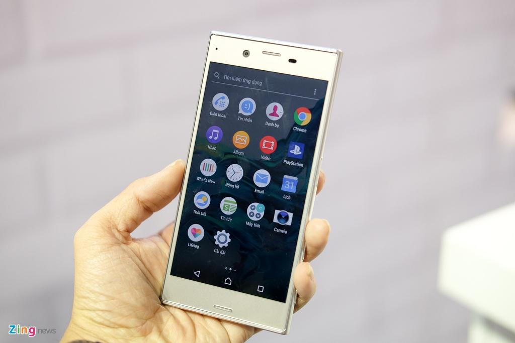 Anh Sony Xperia XZ gia 14,9 trieu dong tai Viet Nam hinh anh 8