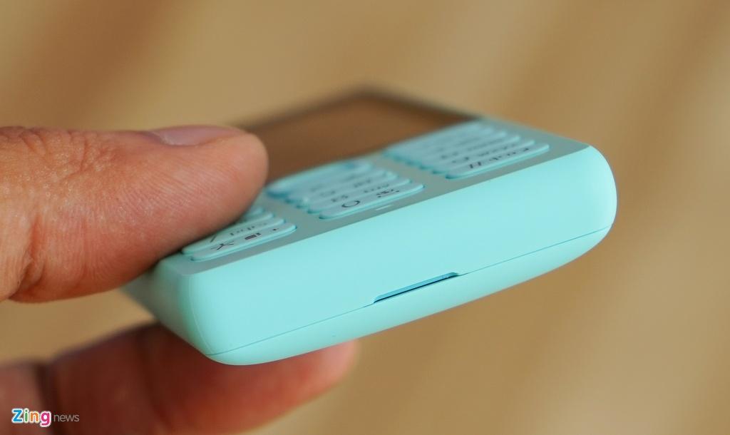 Mo hop 'cuc gach' Nokia 216 co camera selfie vua ban o VN hinh anh 7