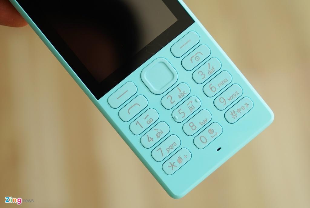 Mo hop 'cuc gach' Nokia 216 co camera selfie vua ban o VN hinh anh 4