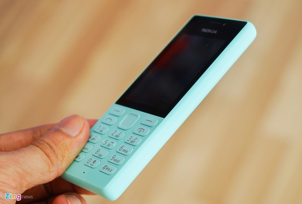 Mo hop 'cuc gach' Nokia 216 co camera selfie vua ban o VN hinh anh 8