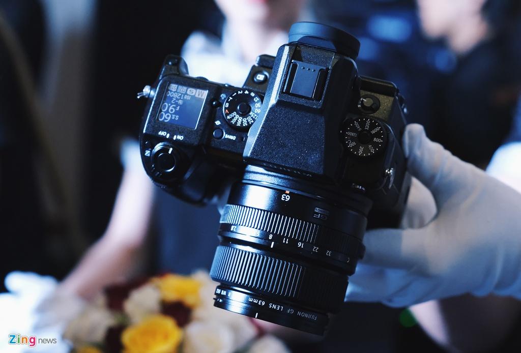 Fujifilm ra mat GFX 50S gia 150 trieu anh 2