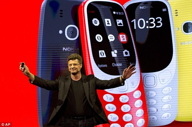 Nokia 3310 tro lai anh 2