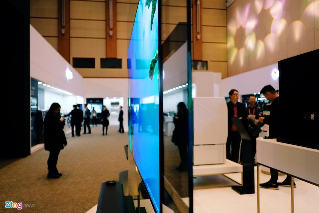 LG G6, TV OLED dan tuong, tu lanh dung Windows 10 tai InnoFest 2017 hinh anh 4
