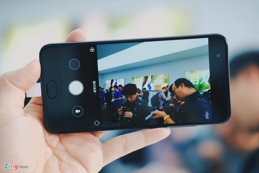 Xiaomi Mi 6 ra mat: Camera kep, manh hon iPhone 7 hinh anh 7