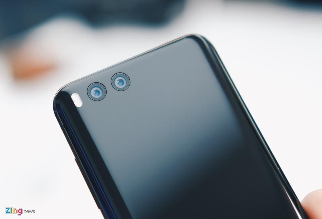 Xiaomi Mi 6 ra mat: Camera kep, manh hon iPhone 7 hinh anh 9