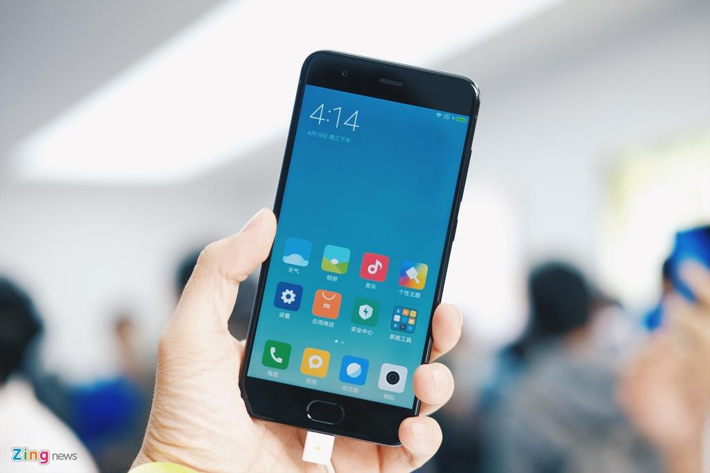 Xiaomi Mi 6 ra mat: Camera kep, manh hon iPhone 7 hinh anh 6