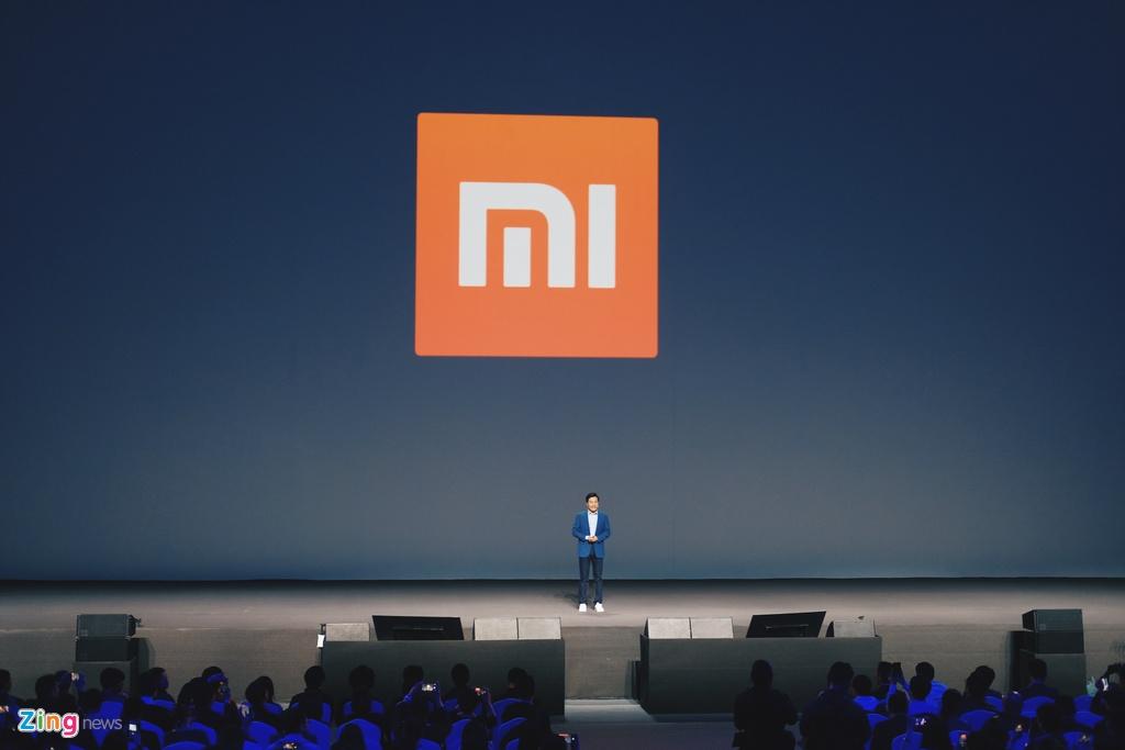 Xiaomi Mi 6 ra mat: Camera kep, manh hon iPhone 7 hinh anh 1