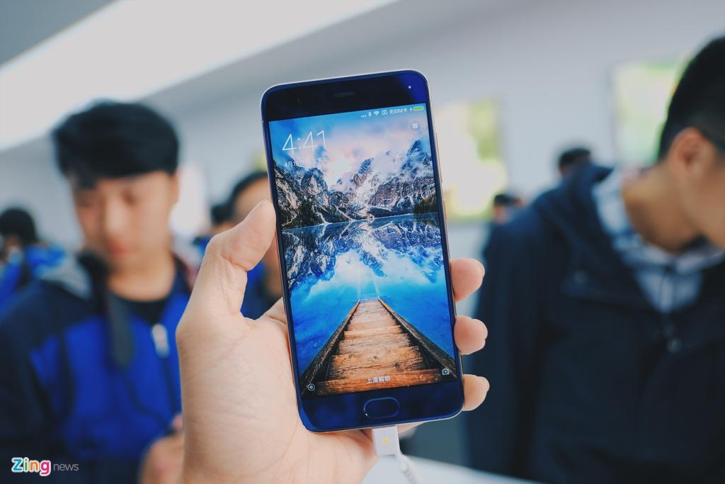 Xiaomi Mi 6 ra mat: Camera kep, manh hon iPhone 7 hinh anh 11