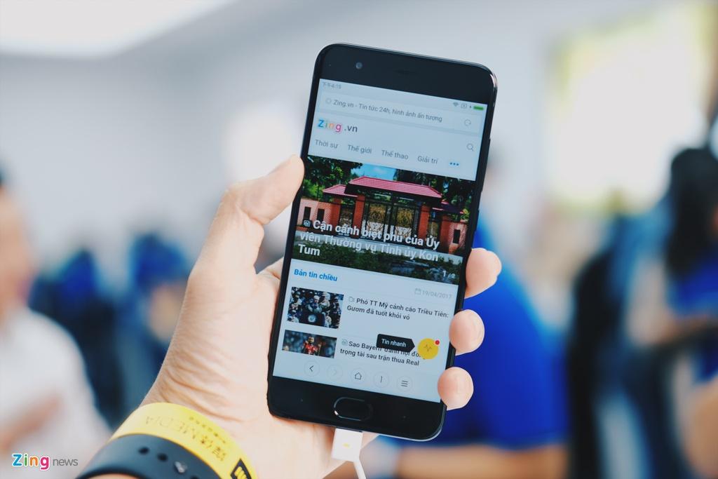 Xiaomi Mi 6 ra mat: Camera kep, manh hon iPhone 7 hinh anh 8