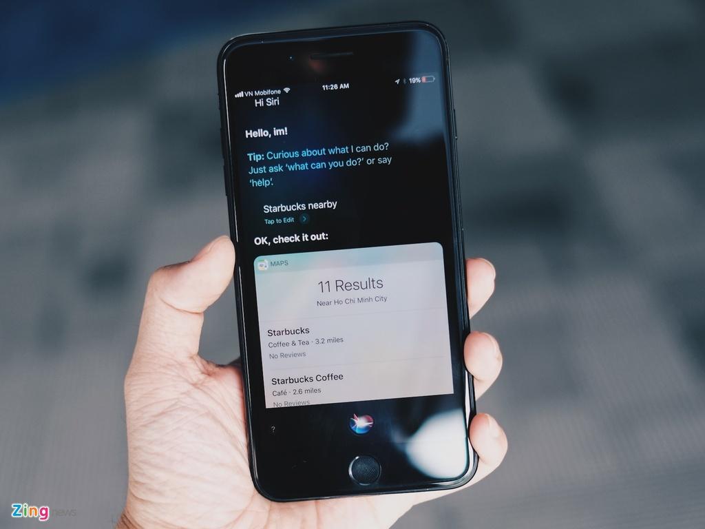 iOS 11 tren iPhone 7 Plus anh 5