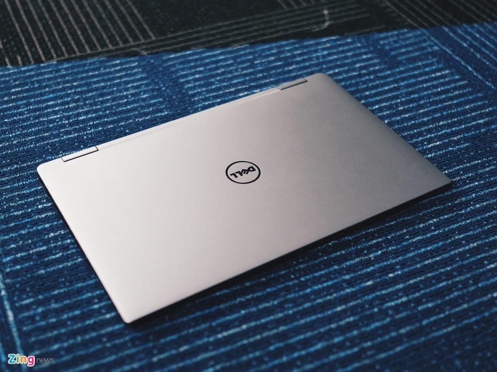 Anh laptop sieu mong Dell XPS 13 2-trong-1 gia 55 trieu vua ve VN hinh anh 2