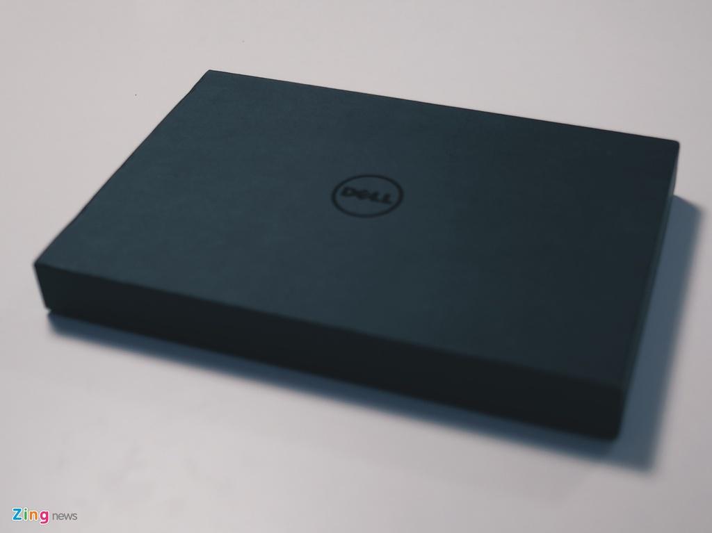 Anh laptop sieu mong Dell XPS 13 2-trong-1 gia 55 trieu vua ve VN hinh anh 1