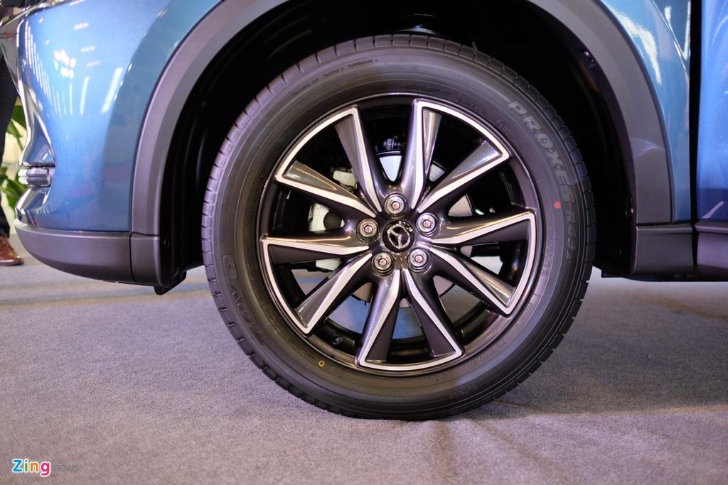 Mazda CX-5 2018 gia tu 879 trieu dong tai Viet Nam hinh anh 4