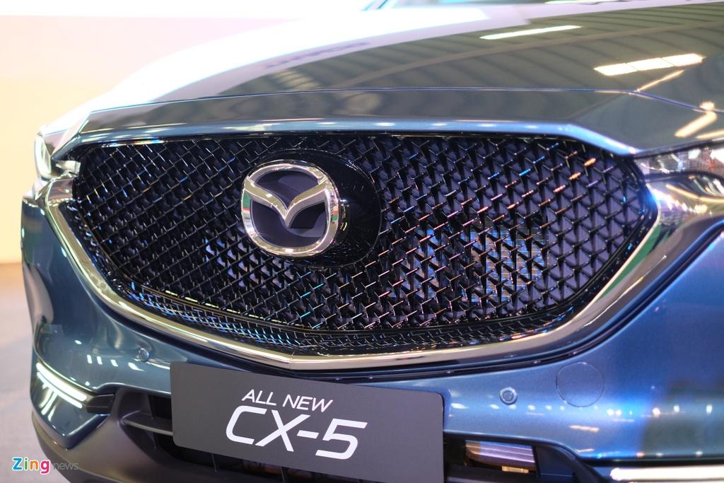 Mazda CX-5 2018 gia tu 879 trieu dong tai Viet Nam hinh anh 9