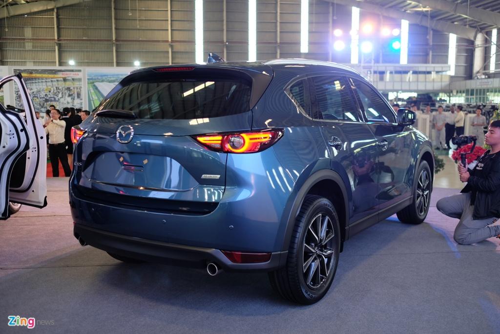 Mazda CX-5 2018 gia tu 879 trieu dong tai Viet Nam hinh anh 3