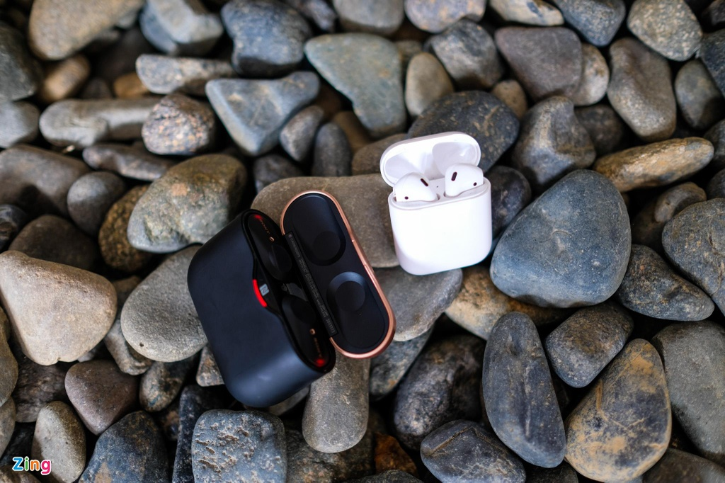 Danh gia 'ke tieu diet AirPods 2' cua Sony: Nghe hay, chong on, hoi to hinh anh 8