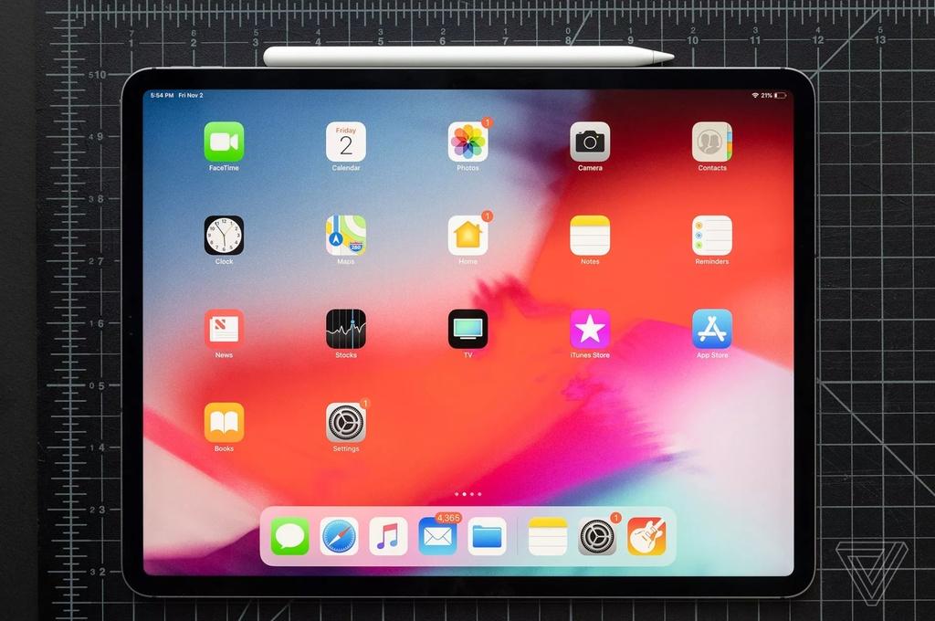 Danh gia iPad Pro 2020 - camera moi, ban phim huu dung hinh anh 1 Screenshot_14.jpg