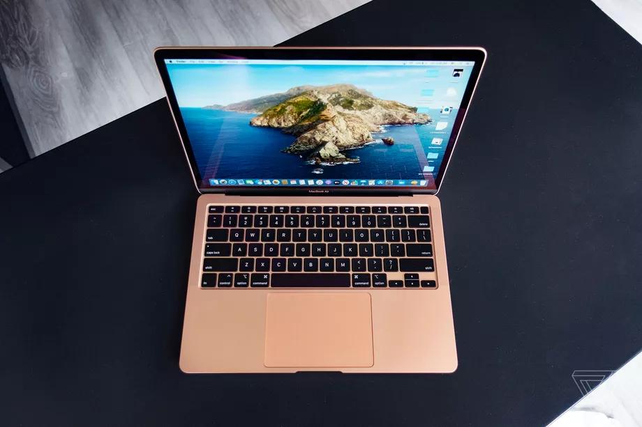 danh gia apple macbook air 2020 anh 3