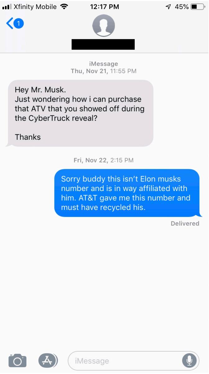 Dung so cu cua Elon Musk, co gai My thuong xuyen nhan tin nhan la hinh anh 3 Z16022052020_2.jpg