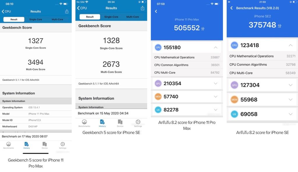 So sanh iPhone SE 2020 va may Android cao cap hinh anh 5 Z18626052020_1.jpg