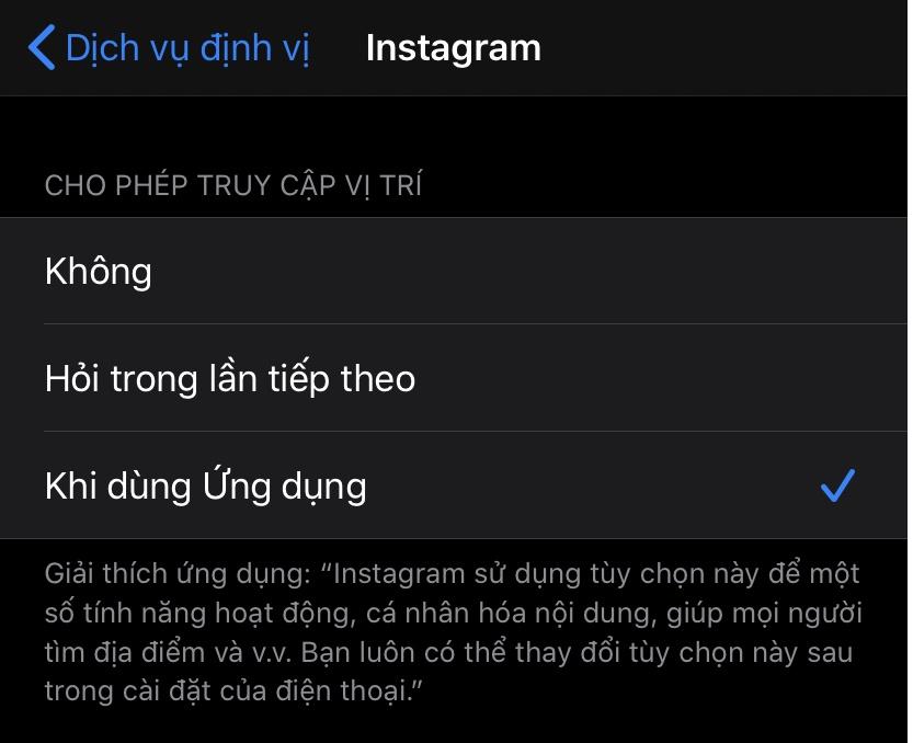 kiem soat thu thap du lieu tren Instagram anh 7