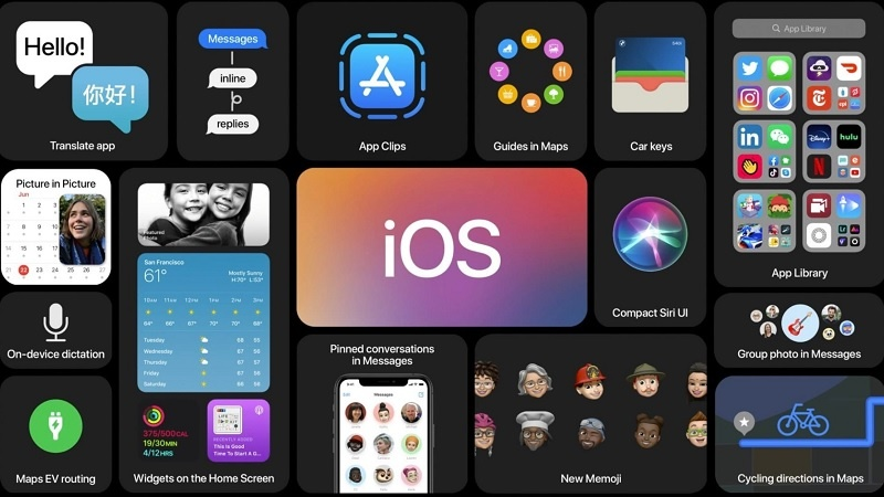 Nhung tinh nang iOS 14 hoc hoi tu Android anh 11