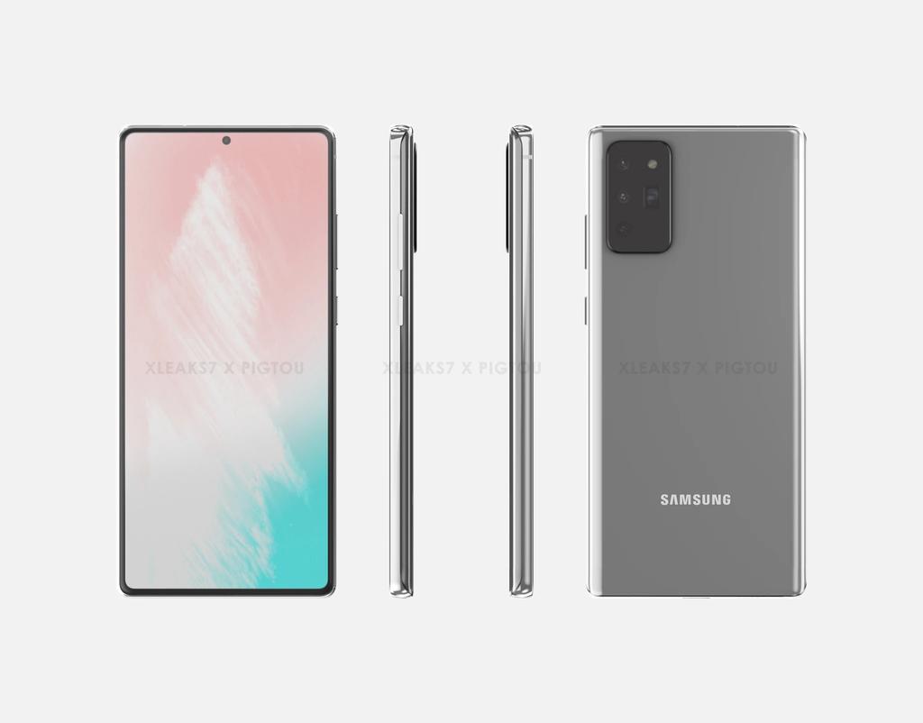 Cho doi gi tai su kien Samsung Unpacked ra mat Galaxy Note20 anh 5