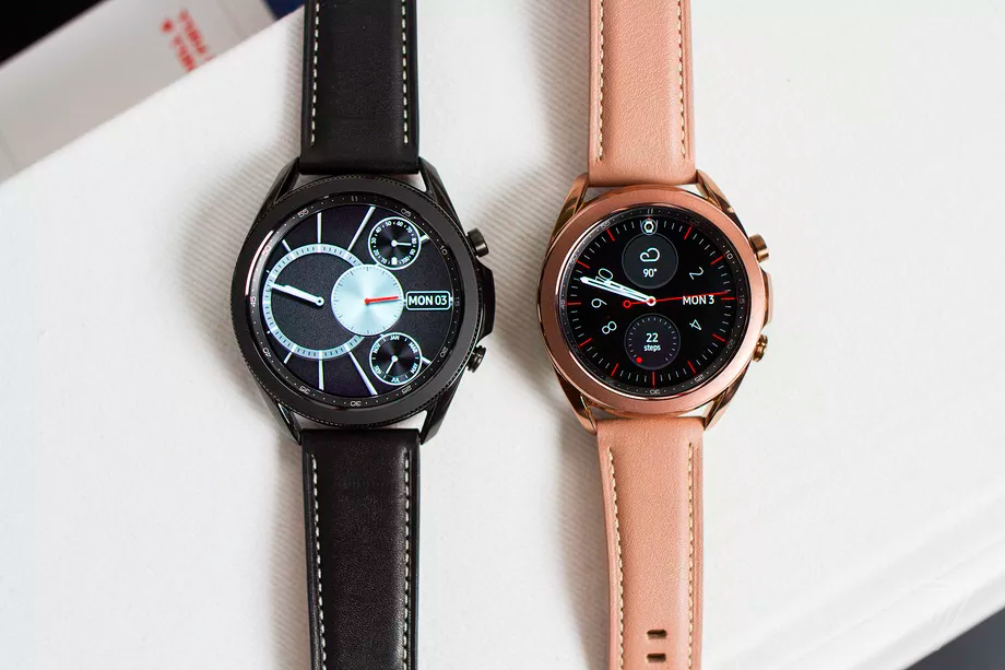 Can canh dong ho Samsung Galaxy Watch3 anh 6
