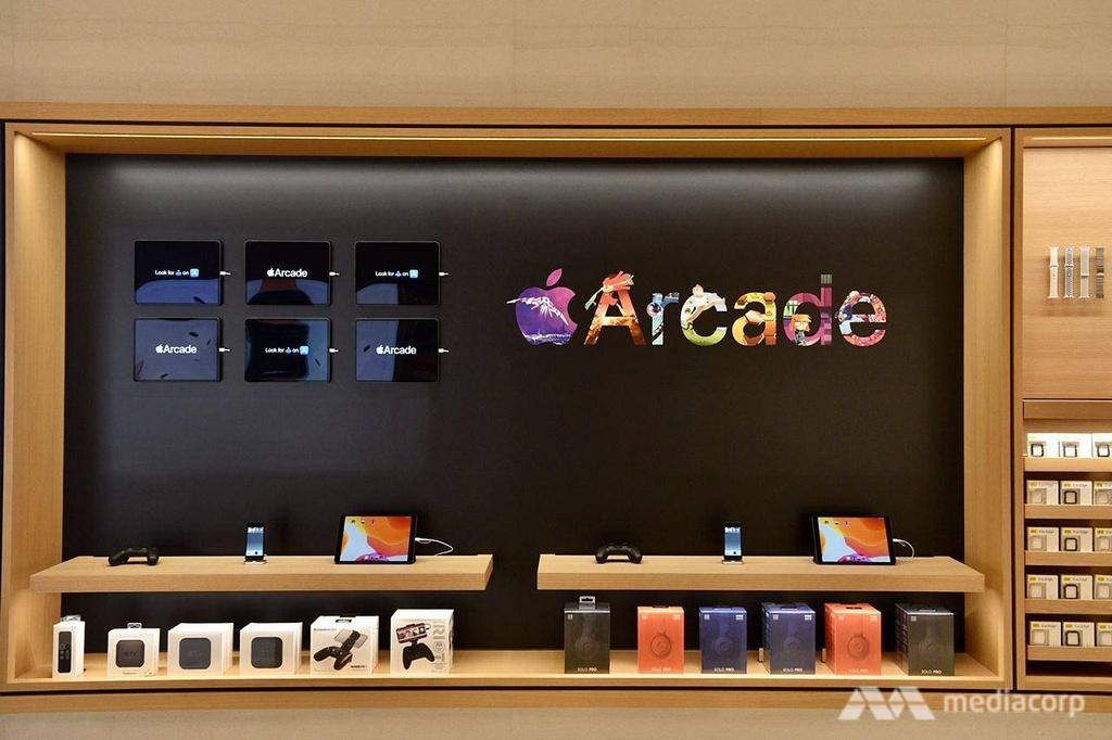 Apple Store tai Marina Bay Sands Singapore anh 13
