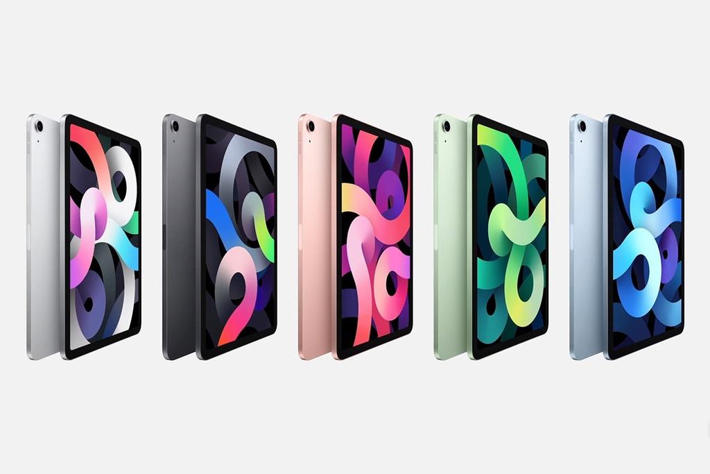 So cau hinh iPad Air 2020 va iPad Pro 2020 - kho lua chon anh 1
