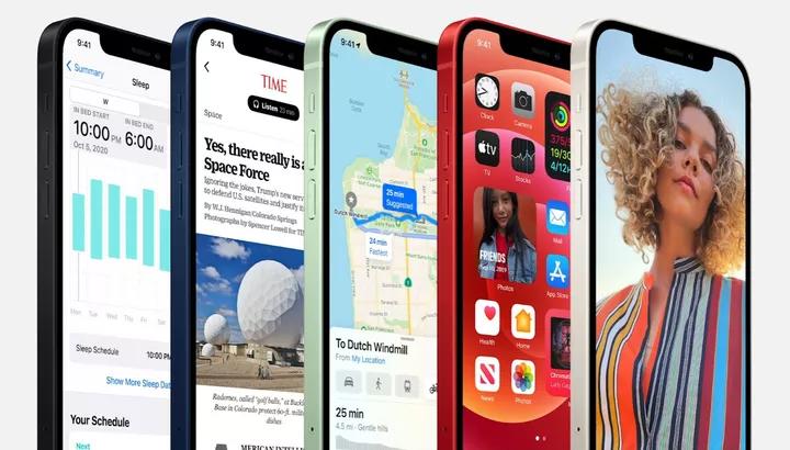 Tong hop su kien ra mat iPhone 12 Pro Max cua Apple anh 2