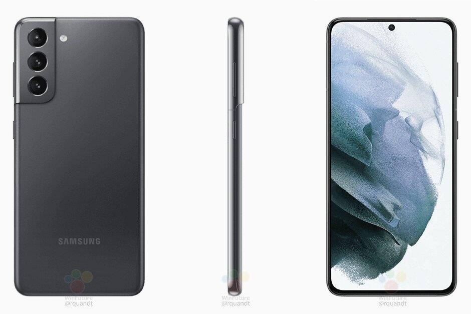 Chan dung Samsung Galaxy S21 anh 2