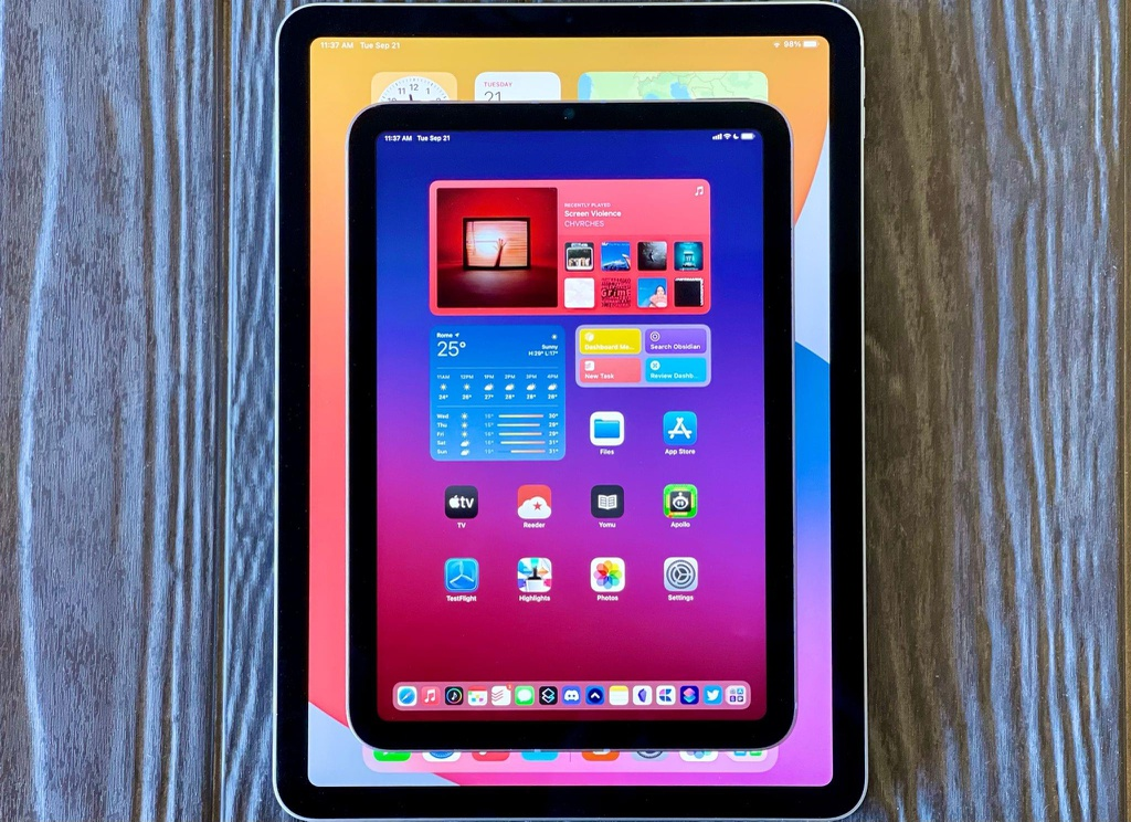 Danh gia iPad mini 2021 anh 7