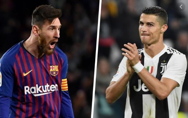 Cristiano Ronaldo vs Messi - ai moi la 'vua' trong PES 2020? hinh anh 8
