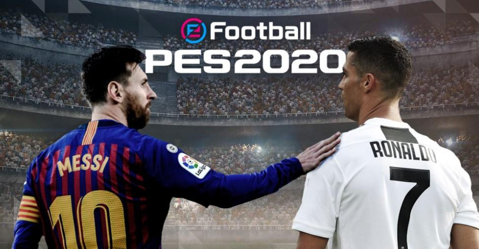 Cristiano Ronaldo vs Messi - ai moi la 'vua' trong PES 2020? hinh anh 1