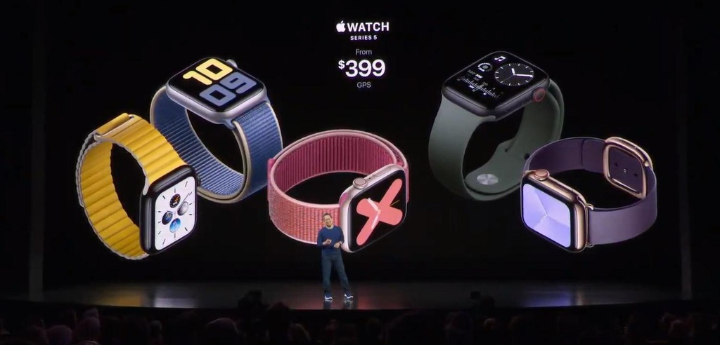 apple watch series 5 co gia tu 399 usd anh 7