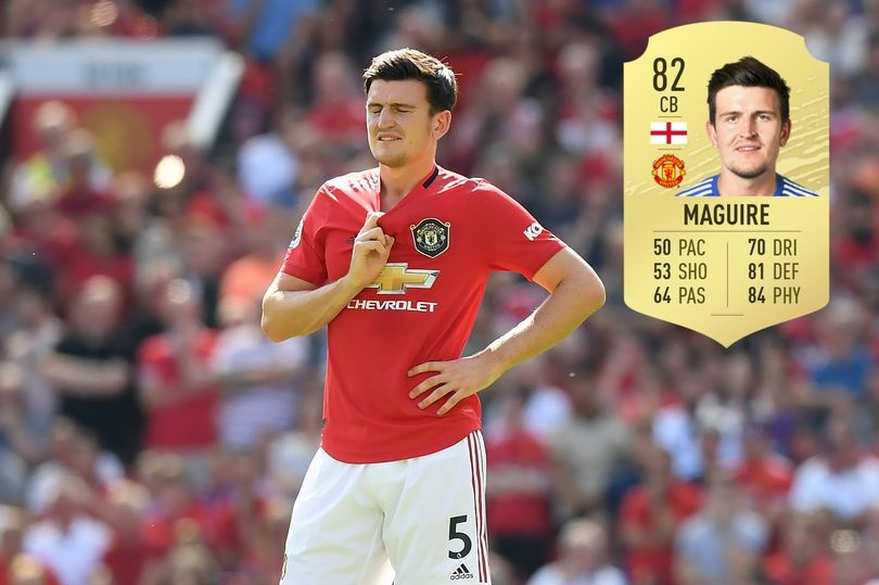 Fan MU phan no vi chi so cua Harry Maguire kem hang thai Arsenal hinh anh 1