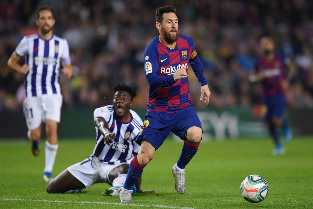 Su vi dai cua Lionel Messi lieu da co diem dung hinh anh 1