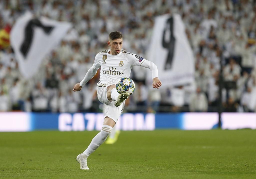 Nhung ngoi sao nao du suc thay Ronaldo va Messi o El Clasico hinh anh 7 fede.jpg