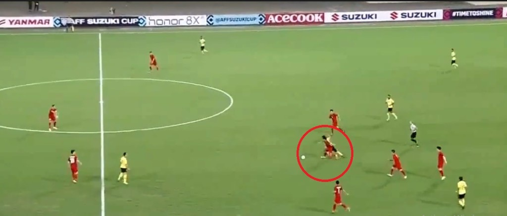 Tam anh huong cua Dinh Trong voi U23 Viet Nam hinh anh 7 dt1.jpg