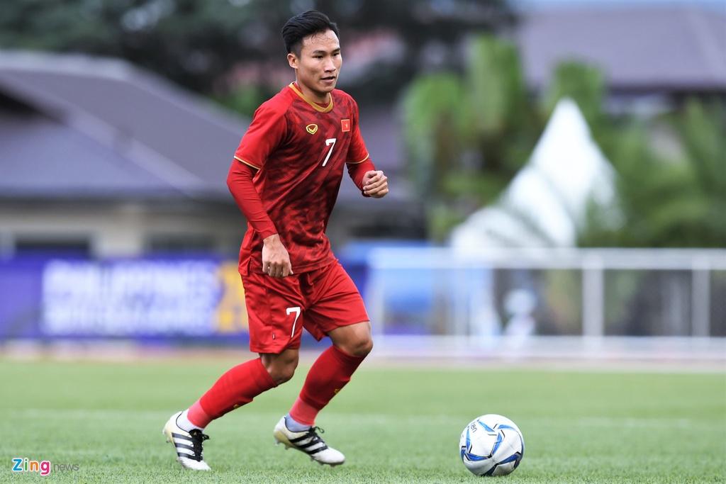 Co hoi nao cho Trieu Viet Hung o hang tien ve U23 Viet Nam hinh anh 5 tvh_zing.jpg