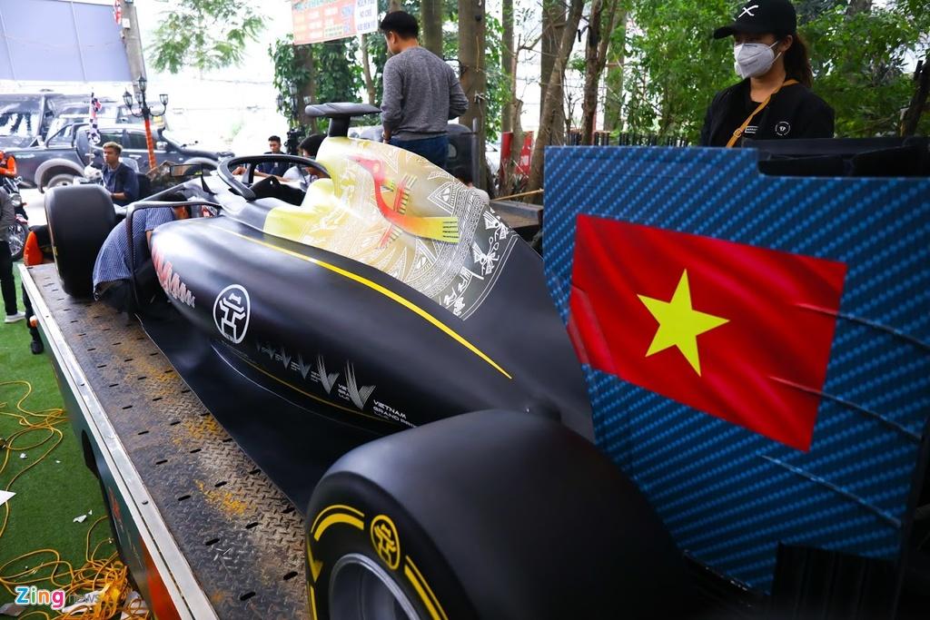 Man dieu hanh ham nong Vietnam Grand Prix 2020 tai Ha Noi hinh anh 4 f1c_zing.jpg