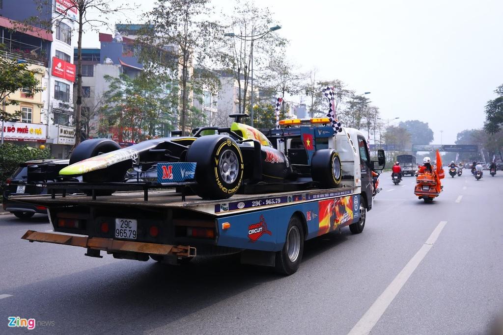Man dieu hanh ham nong Vietnam Grand Prix 2020 tai Ha Noi hinh anh 3 f1e_zing.jpg
