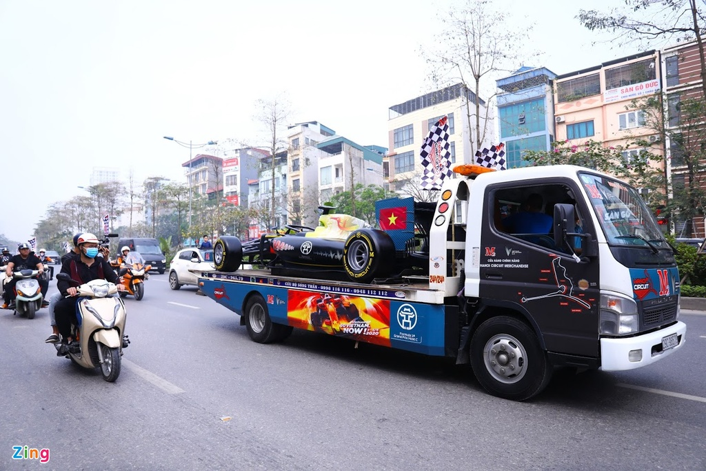 Man dieu hanh ham nong Vietnam Grand Prix 2020 tai Ha Noi hinh anh 2 f1f_zing.jpg